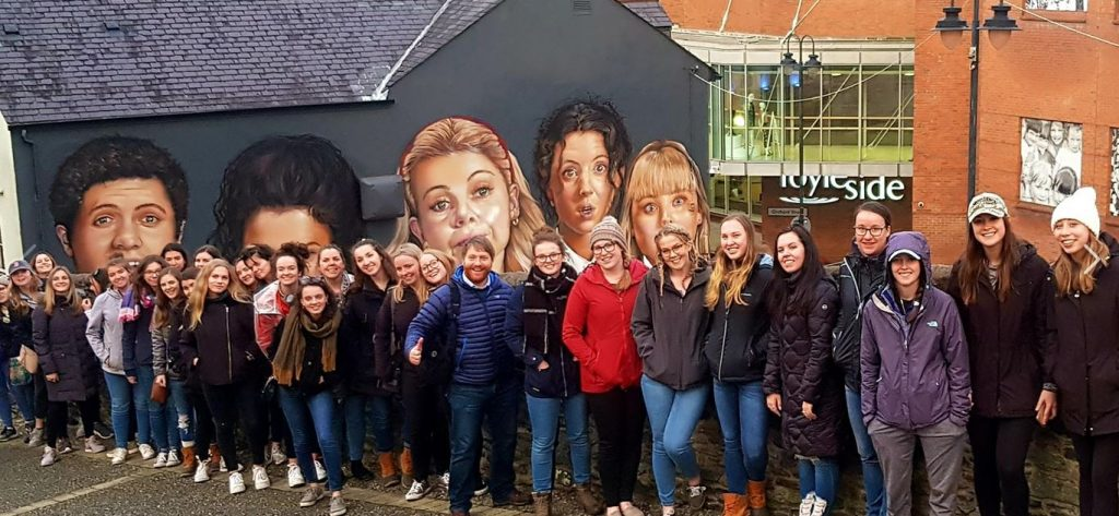 Derry Tours Derry Girls