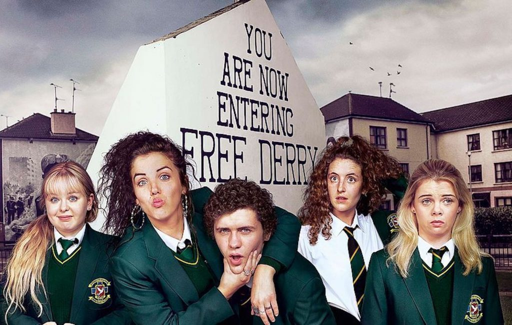 Derry Girls New Show